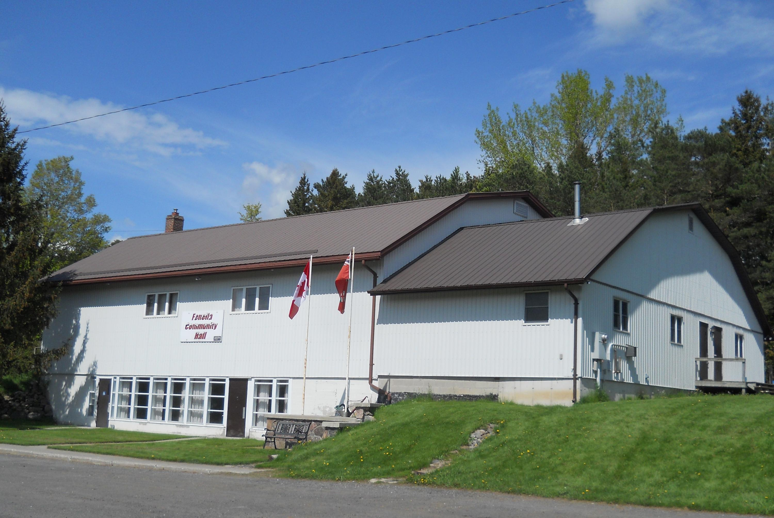 Fenella Community Hall