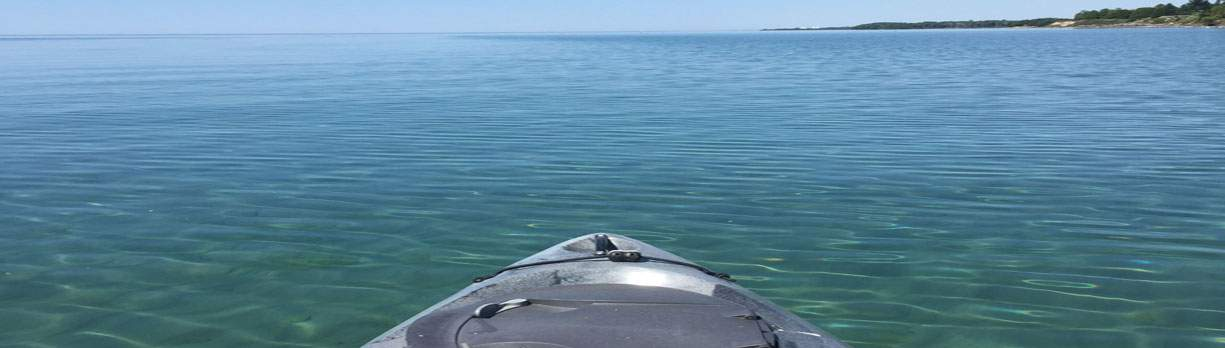 Lake Ontario by Kayak