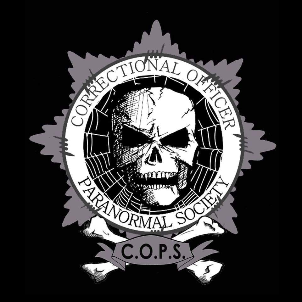 COPS correctional officer paranormal society